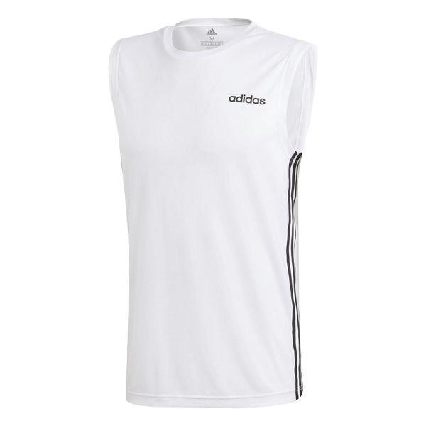 T shirt Design 2 Move 3 Stripes Blanc