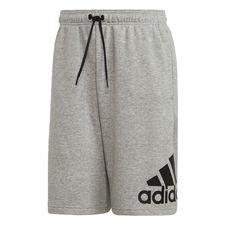 adidas Shorts Must Haves Badge of Sport - Grau/Schwarz