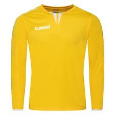 Hummel Core Poly Trikot Long Sleeves - Gelb