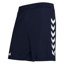 Hummel Shorts Core - Navy/Hvid thumbnail