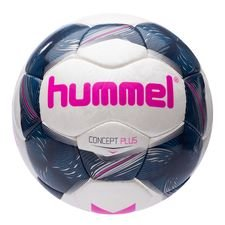 Hummel Fotboll Concept+ - Vit/Navy/Rosa