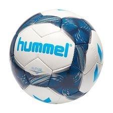 Hummel Fotboll Futsal - Vit/Navy/Turkos