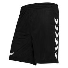 Hummel Shorts Core - Schwarz/Weiß Kinder