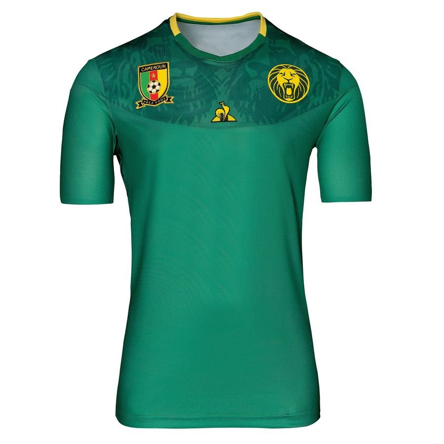 Cameroun Hjemmebanetrøje 2019/20 Africa Cup of Nations 19