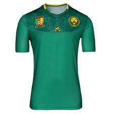 Cameroun Maillot Domicile 2019/20 Africa Cup of Nations 19