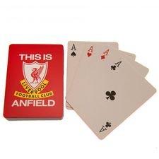 Liverpool Kortlek - Röd/Vit