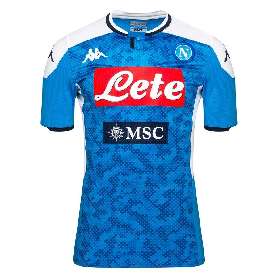 Napoli Hjemmebanetrøje 2019/20