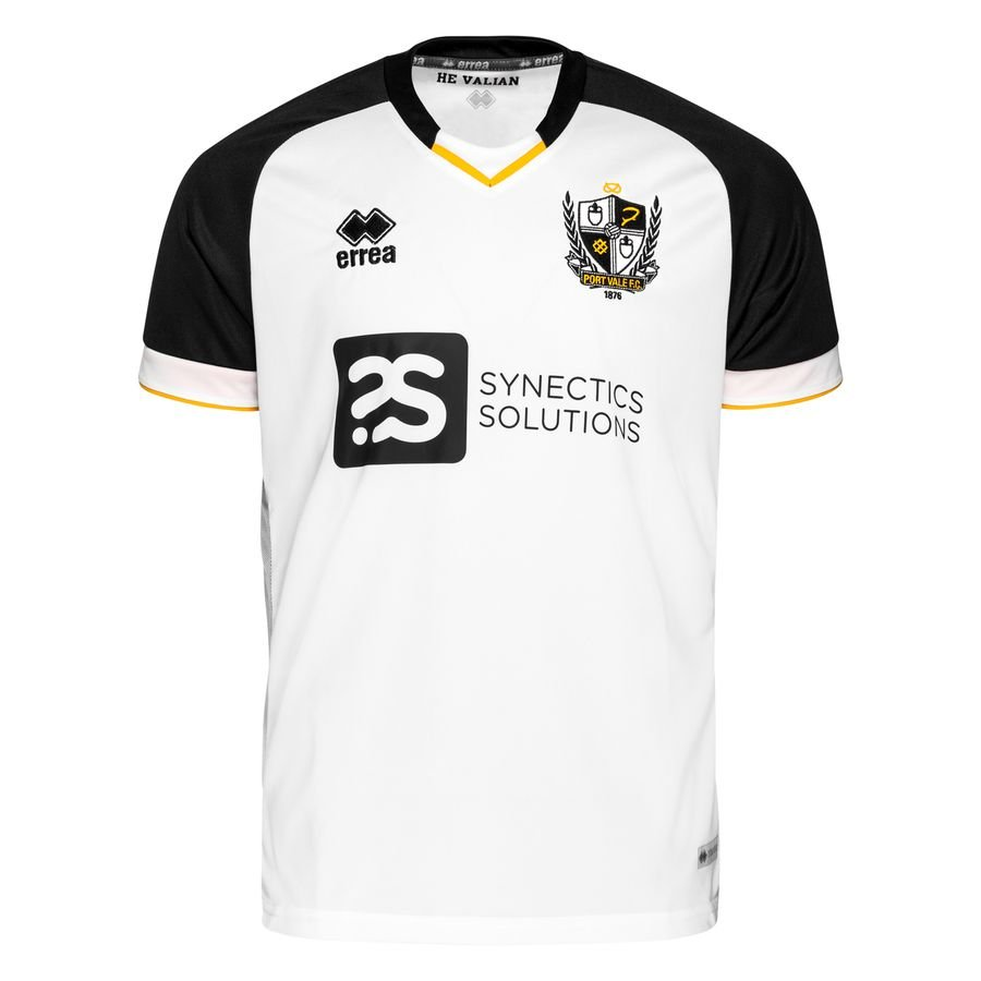 Taille XL Port Vale FC Football shirt away Officiel Soccer Jersey Authentic