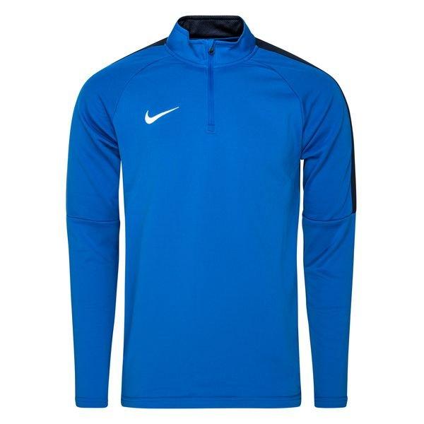Nike Treningsgenser Academy 19 Drill Top NavyHvit Dame