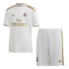 Real Madrid Home Youth Kit Vit