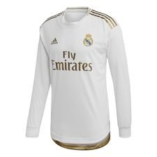 Real Madrid Home Authentic Jersey Vit