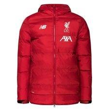 Liverpool Base Dunjacka - Röd/Vit