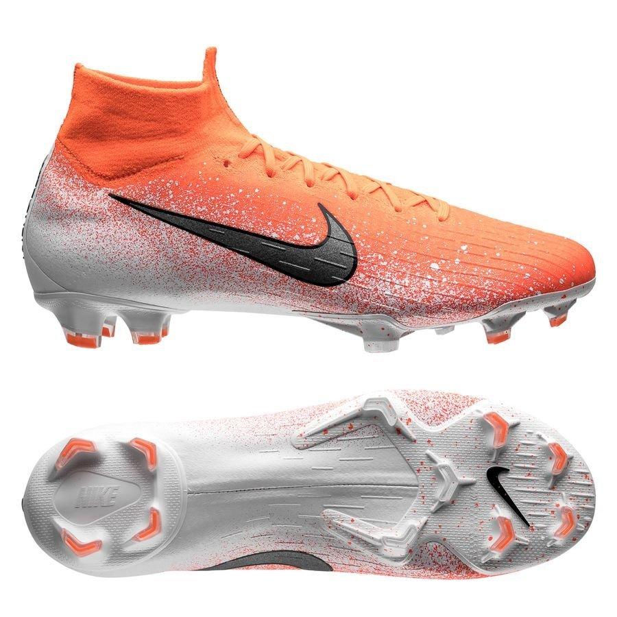 Nike Mercurial Superfly 6 Elite FG Euphoria - Orange/Hvid FCN thumbnail