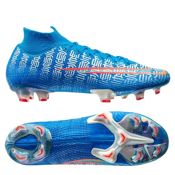 size 40 0ca73 6aad2 Nike Mercurial Superfly 7 Elite FG CR7 Shuai - Blue Hero/White/Solar Red  LIMITED EDITION