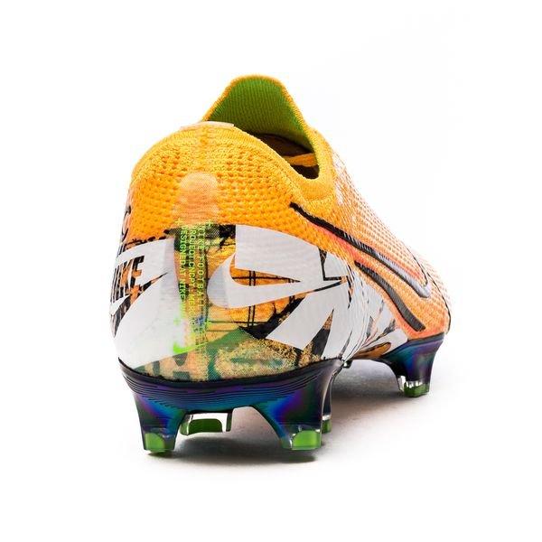 Nike Mercurial Vapor 13 Elite FG OrangeNoir ÉDITION LIMITÉE