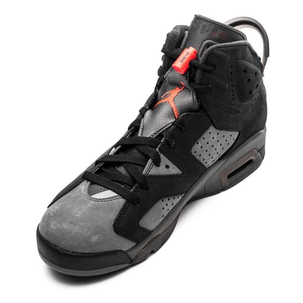 Air Jordan 6 Retro Jordan x PSG GrauSchwarzRot LIMITED