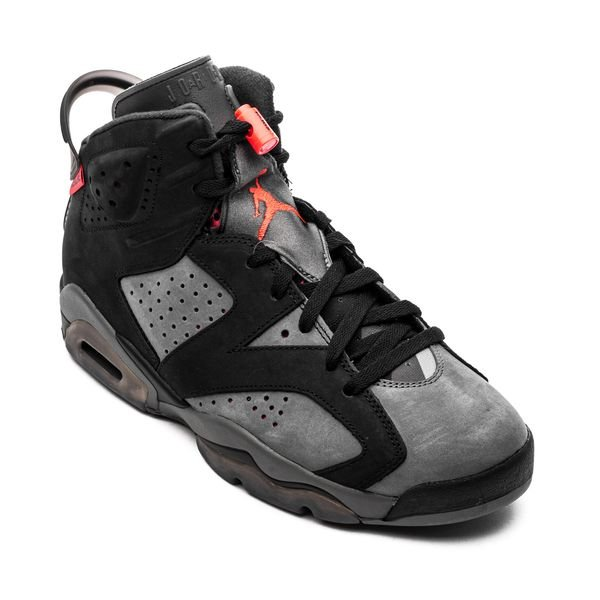 sports shoes 2280d 92f28 Air Jordan 6 Retro Jordan x PSG - Grey/Black/Red LIMITED EDITION