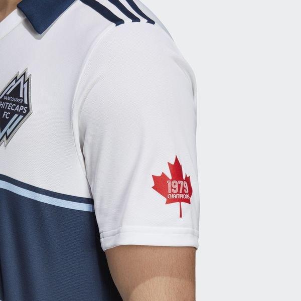 sale retailer 4679c 96031 Vancouver Whitecaps FC Jersey Vit