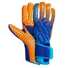 Reusch Torwarthandschuhe Pure Contact 3 G3 SpeedBump - Navy/Orange