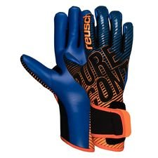 Reusch Torwarthandschuhe Pure Contact 3 S1 - Schwarz/Orange/Navy