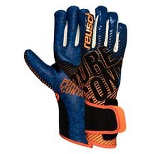 Reusch Torwarthandschuhe Pure Contact 3 G3 Fusion - Schwarz/Orange/Navy