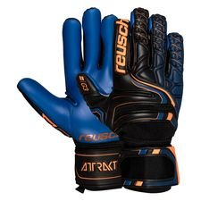 Reusch Torwarthandschuhe G3 Evolution Attrakt - Schwarz/Orange/Navy