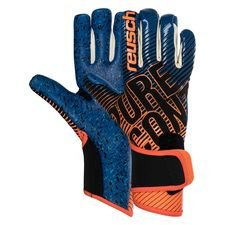 Reusch Torwarthandschuhe Pure Contact 3 G3 Fusion - Schwarz/Orange/Navy Kinder