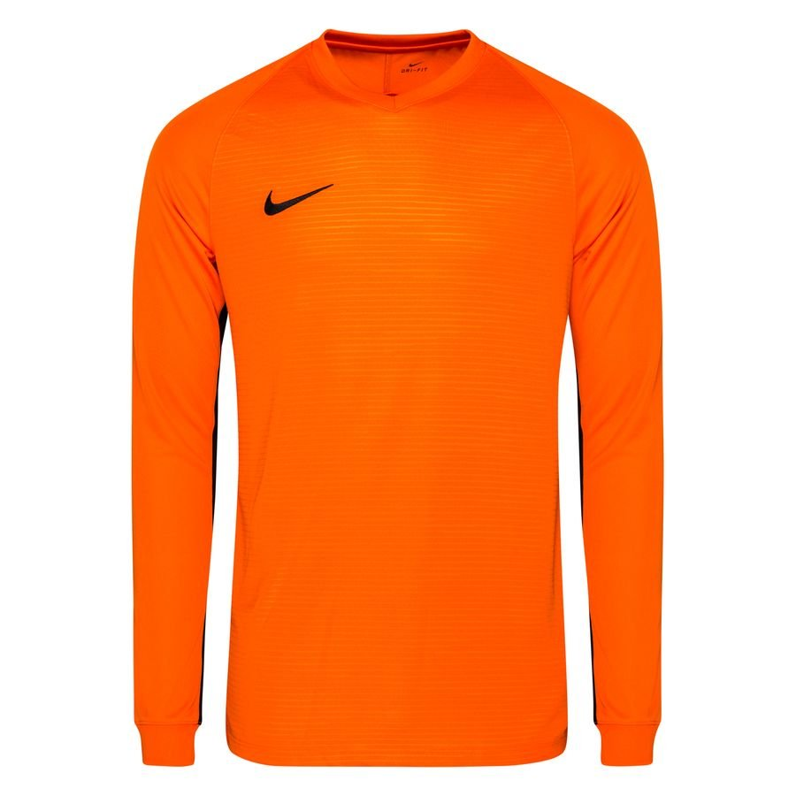 Nike Spilletrøje Tiempo Premier Dry – Orange/Sort