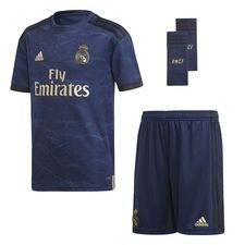 Real Madrid Mini udebanesæt Blå
