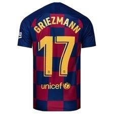 Barcelona Hemmatröja 2019/20 GRIEZMANN 17