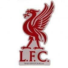 Liverpool Klistermärke - Röd