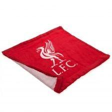 Liverpool Ansiktshandduk - Röd