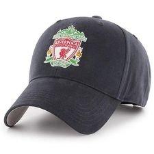 Liverpool Baseball Keps - Svart