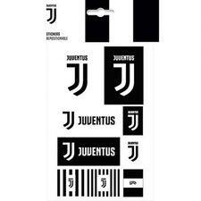 Juventus Klistermärken - Svart/Vit