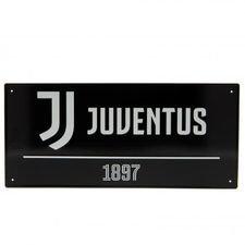 Juventus Skylt - Svart