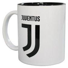Juventus Mugg - Vit/Svart