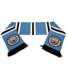 Manchester City Halsduk - Blå/Vit