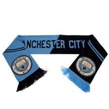 Manchester City Halsduk - Blå/Svart