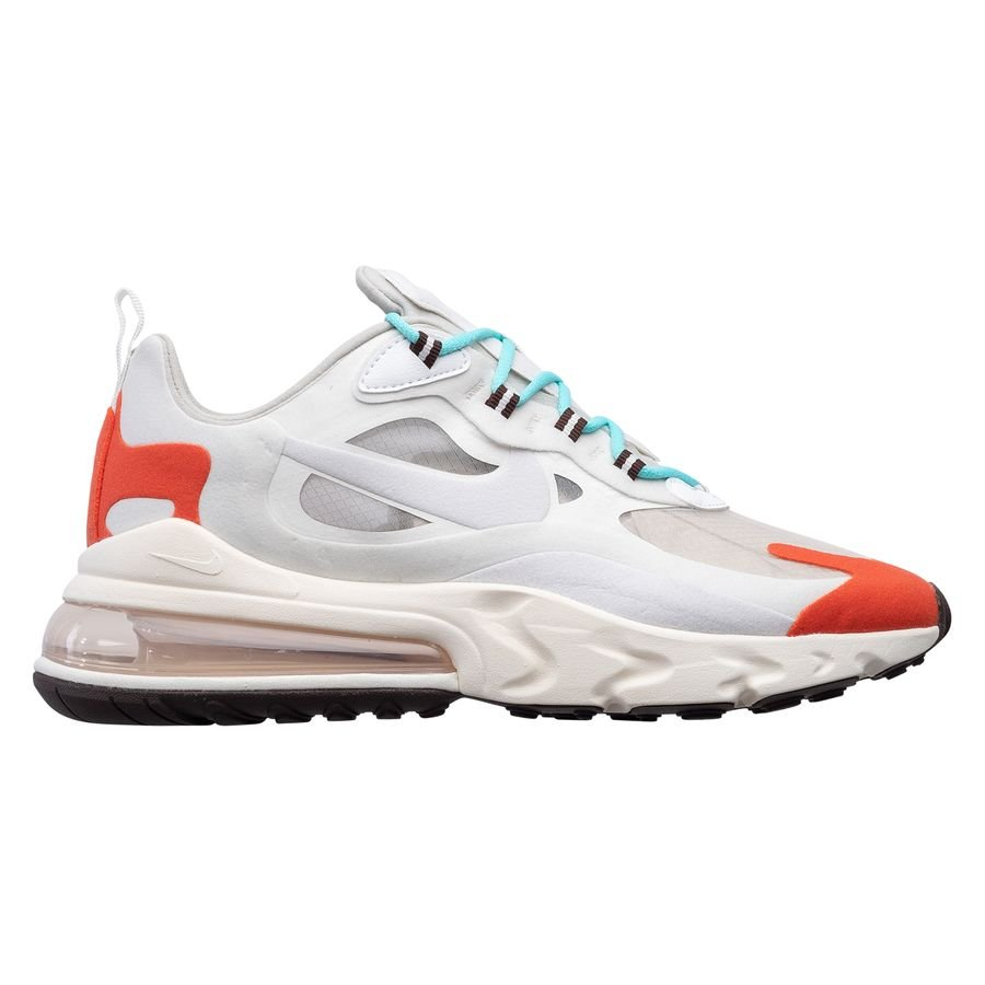 nike air max 270 react - beige/platinum