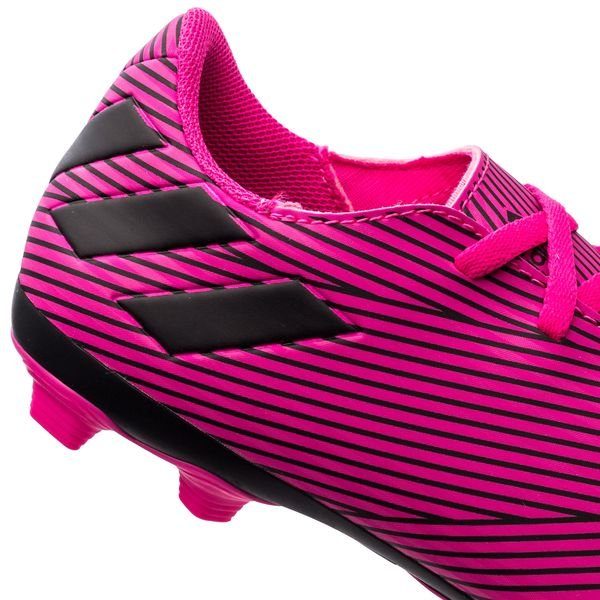 adidas Nemeziz 19.4 FGAG Hard Wired Shock PinkCore Black Kids