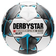 Derbystar Fotboll Brillant APS Mini Bundesliga 2019/20 - Vit/Svart/Navy