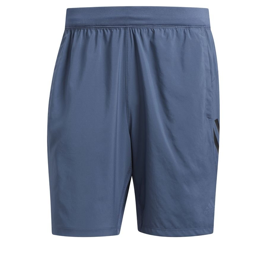 4KRFT Tech Woven 3-Stripes shorts Blå thumbnail