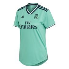 Real Madrid Third Jersey Grön