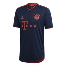 FC Bayern Authentic Third Jersey Blå