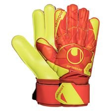 Uhlsport Torwarthandschuhe Dynamic Impulse Soft Pro - Orange/Gelb