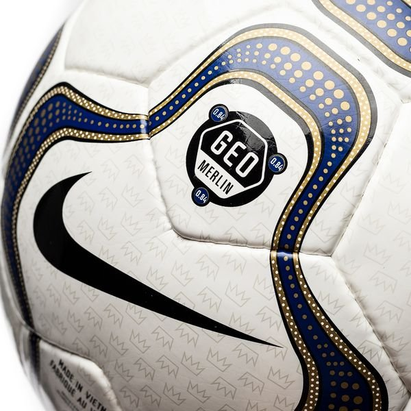buy popular meet utterly stylish Nike Football Geo Merlin Premier League - White LIMITED EDITION