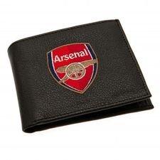 Arsenal Plånbok - Svart/Röd