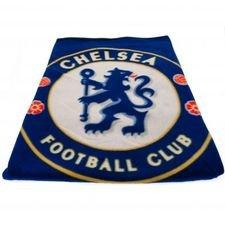 Chelsea Fleece Filt - Blå/Vit