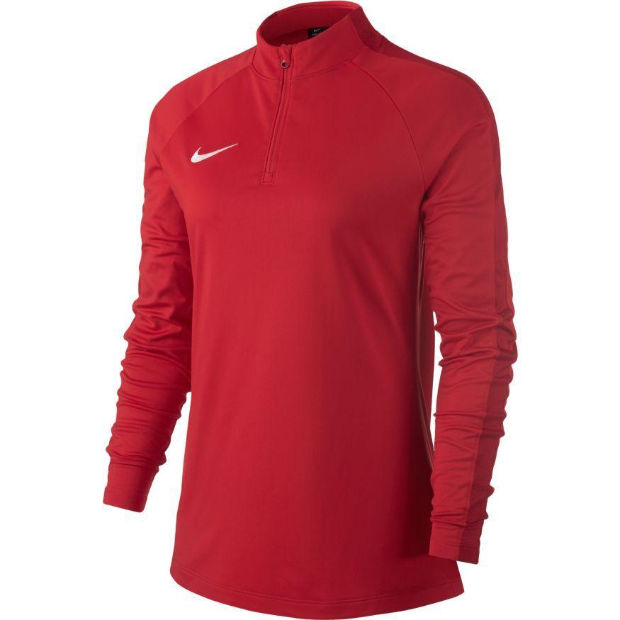 Nike T shirt d'Entraînement Dry Academy 18 RougeBlanc