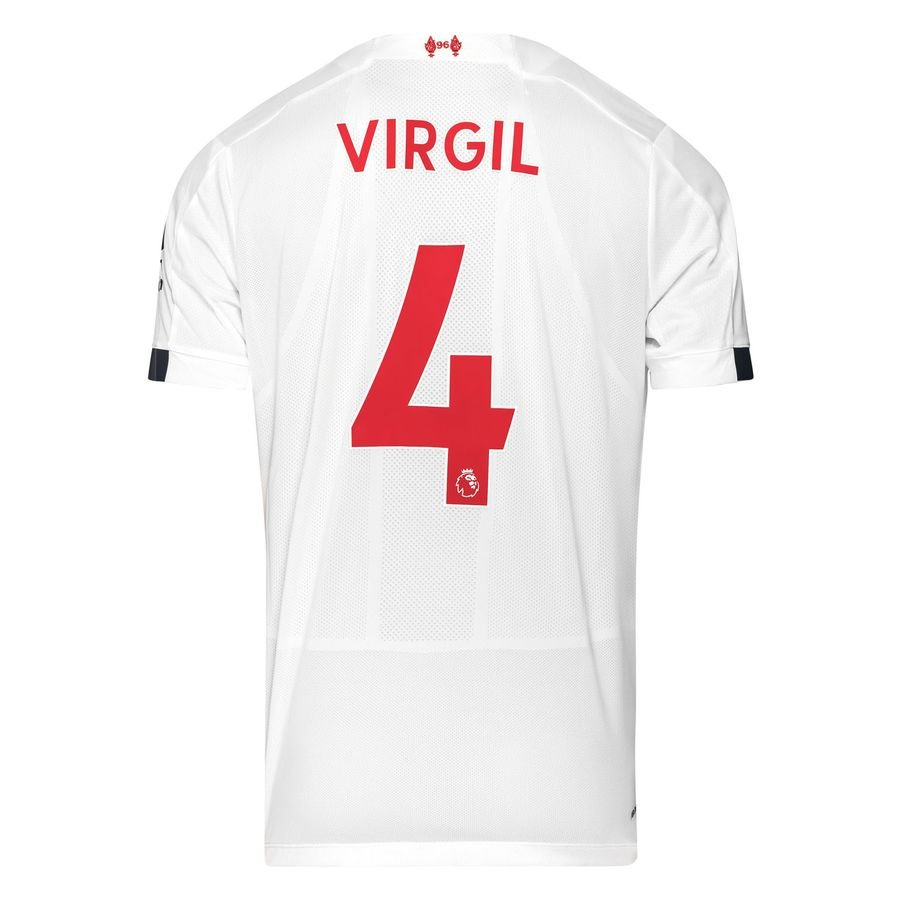 best service 7967e 0a05e Liverpool Away Shirt 2019/20 VIRGIL 4